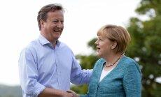 Что общего между Терезой Мэй и Ангелой Меркель