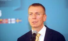 Ринкевич: Поднять вопрос о новых расходах на оборону— в интересах Латвии