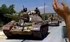Mediji: rietumvalstu specvienības Sīrijā jau meklē ķīmiskos ieročus