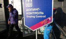 Soču olimpiādes aizdomīgo dopinga analīžu pārbaudei izmantos jaunākās tiesu medicīnas ekspertīzes metodes