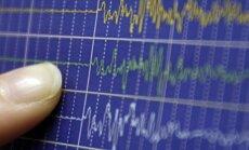 Marianas salas satricinājusi 7,7 magnitūdu spēcīga zemestrīce