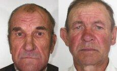 Policija lūdz palīdzēt atrast divus bezvēsts pazudušus vīriešus