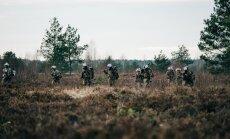 Šogad Latvijā paredzētas vismaz četras plašas starptautiskas militārās mācības