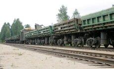 LDz pārvedis pirmās militārās kravas no Afganistānas