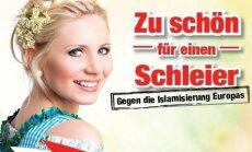 В Австрии призвали защитить женскую красоту от исламизации