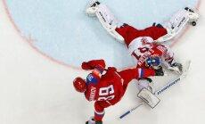 Krievija samet 10 'golus' nevarīgi spēlējošajiem Latvijas nākamajiem pretiniekiem dāņiem