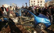Izraēla nogalinājusi palestīniešu grupējuma līderi