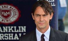 'AC Milan' pārtrauc sadarbību ar treneri Filipo Indzagi, vietā nāk Mihailovičs