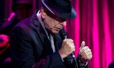 Leonards Koens 82. dzimšanas dienā izdod jaunu dziesmu un piesaka albumu