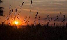 Naktī uz otrdienu Kurzemes piekrastē vēja brāzmas sasniegs 23 metrus sekundē