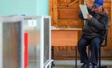 Krievijā notiek vietējās vēlēšanas