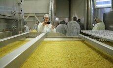 Foto: Kā ražo makaronus un pārslas 'Dobeles dzirnavniekā'