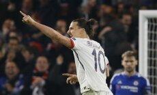 Ibrahimovičs karjeru turpinās titulētajā Anglijas klubā Mančestras 'United'