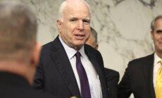 Маккейн посоветовал Трампу предоставить Киеву летальное оружие