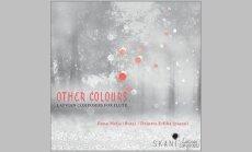 Izdots kamermūzikas albums 'Citādas krāsas'