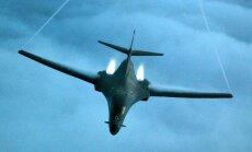 США демонстрируют Пхеньяну свою военную мощь