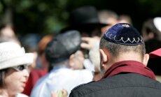 Saistībā ar terorisma draudiem Eiropā Latvijā ebreju kopienas objektiem apsardzi nepastiprinās