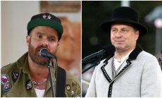 Kivičs asi kritizē Vējoņa uzrunu Dziesmu un deju svētkos