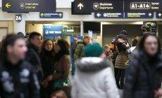 Бизнес возмущен недостатком информации о временном закрытии аэропорта в Вильнюсе