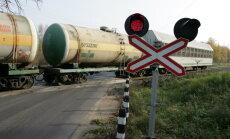 'Waze' būs pieejama informācija arī par slēgtajām dzelzceļa pārbrauktuvēm
