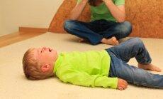 Skolā ideāls bērns, mājās – histēriķis: psiholoģes ieteikumi