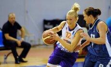 LSBL līdervienību cīņā 'TTT Rīga' apspēlē LU basketbolistes