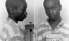 ASV atceļ pirms 70 gadiem uz elektriskā krēsla sodīta melnādaina pusaudža notiesājošo spriedumu