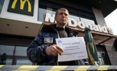 Vairākas starptautiskas kompānijas pārtrauc savu darbību Krimā