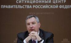 Krievijas vicepremjers: 'Tankiem vīzas nav vajadzīgas'