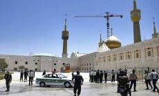 Нападение боевиков на мавзолей Хомейни и парламент в Иране: 12 жертв
