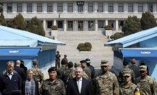 Tilersons pieļauj militāru rīcību pret Ziemeļkoreju