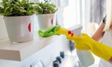 Atvadas no ziemas putekļiem – noderīgi knifi tīrības dienām