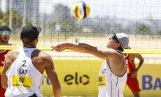 Finsters/Točs un Pļaviņš/Regža nepārvar kvalifikāciju PK posmā Brazīlijā