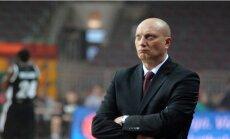 VEF Rīga' ar pamatīgu pārsvaru pārspēj LU basketbolistus