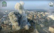 Sīrijas valdība apstiprinājusi Alepo atjaunošanas plānu