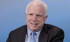 Маккейн рассказал об очевидной связи WikiLeaks с Россией