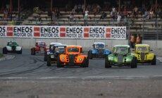Jaunais kartinga talants Valters Zviedris piedalīsies NEZ 'Legend Car' čempionātā
