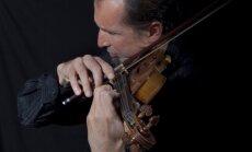 Rīgā uzstāsies vijolnieks Žils Apaps kopā ar pianisti Diānu Ketleri
