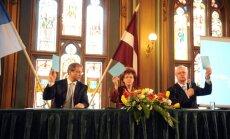 Nodibināta jauna partija - 'Gods kalpot Rīgai'; vēlēšanās cer iegūt 1/3 deputātu vietu