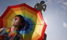 """В центре Риги пройдут гей-парад и пикет """"Антиглобалистов"""""""