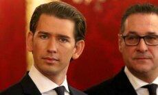 Новый канцлер Австрии пообещал бороться с антисемитизмом