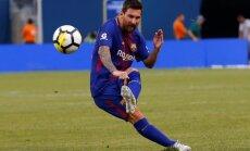 Mesi Spānijas čempionātā žilbina ar četriem 'goliem'
