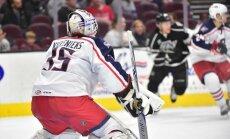 Vārtsargs Kivlenieks atkal pievienojies NHL komandai 'Blue Jackets'