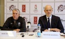 LHF no Latvijas hokeja izlases prasa iekļūšanu PČ ceturtdaļfinālā; Karsums izlasei nepalīdzēs