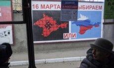 Putins grib radīt sauszemes koridoru no Krimas līdz Piedņestrai, uzskata bijušais padomnieks