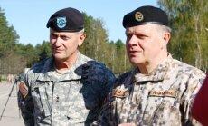 Latvijai ASV desantnieku rotas uzturēšana izmaksās vairākus simtus eiro mēnesī