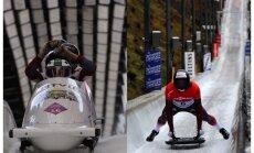 Gaidot bobsleja un skeletona jauno sezonu: Latvijas 'vecie buki' un jaunās zvaigznes