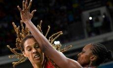 Riodežaneiro vasaras olimpisko spēļu sieviešu basketbola turnīra pusfinālu rezultāti (18.08.2016)