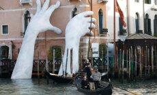 Venēcijas ainiņas. Ieskats gada slavenākajā mākslas skatē