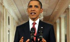 Obama slavē eirozonas valstu līderus